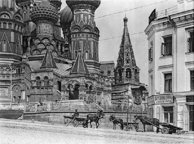 Москва златоглавая (20 фото)