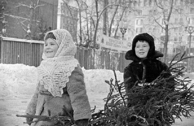 Back in USSR. Картинки прошлого (55 фото)