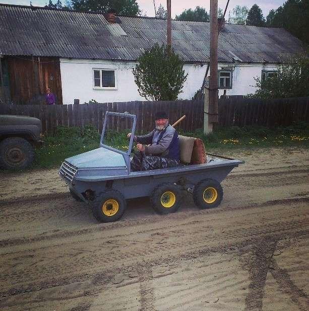 Это деревня, детка! Сельский инстаграм (25 фото)