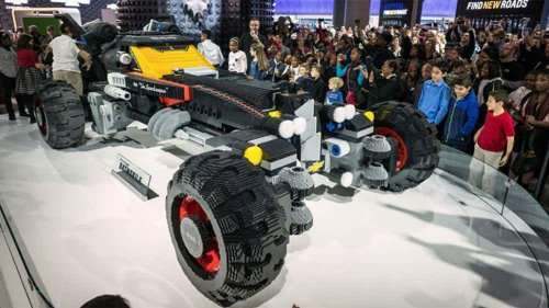 Впечатляющие скульптуры из LEGO, которые вызовут ваше восхищение (19 фото)