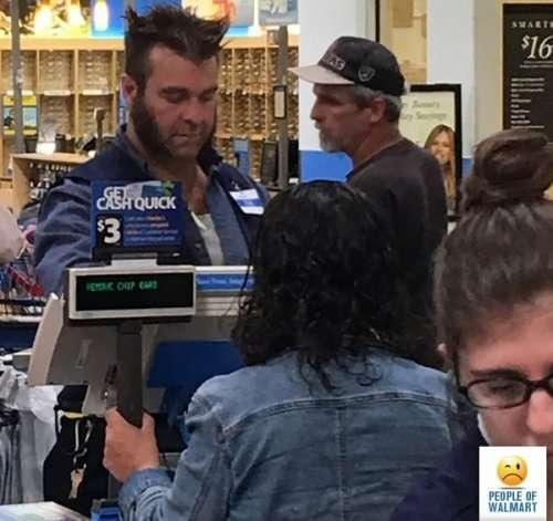 Чудаки и чудачества в Walmart (18 фото)