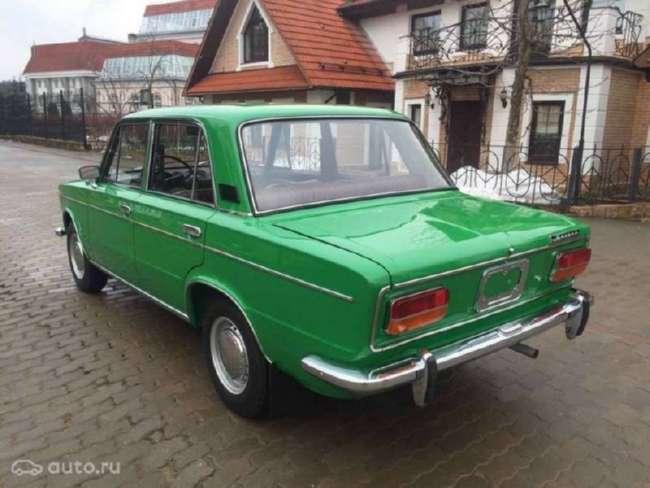 «ВАЗ-2103» за 3,5 миллиона рублей (4 фото)