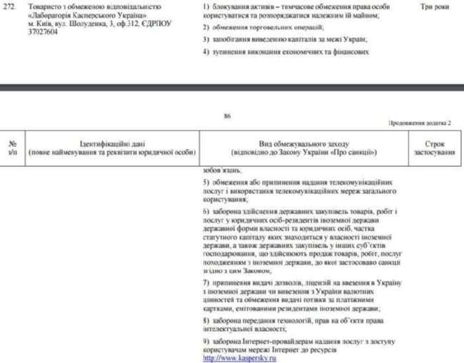 В Украине заблокируют сайты -ВКонтакте-, -Одноклассники- и все сервисы -Яндекса- (11 фото)