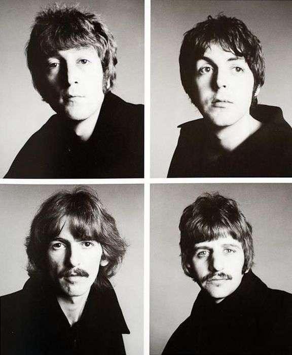 Редкие фото знаменитых рок-музыкантов (60 фото)