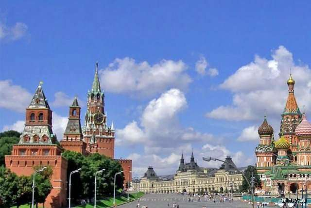 Что находится под охраной ЮНЕСКО в России (9 фото)