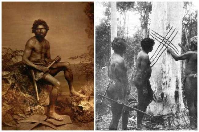 Завоевание Австралии в исторических фотографиях и фактах (25 фото)