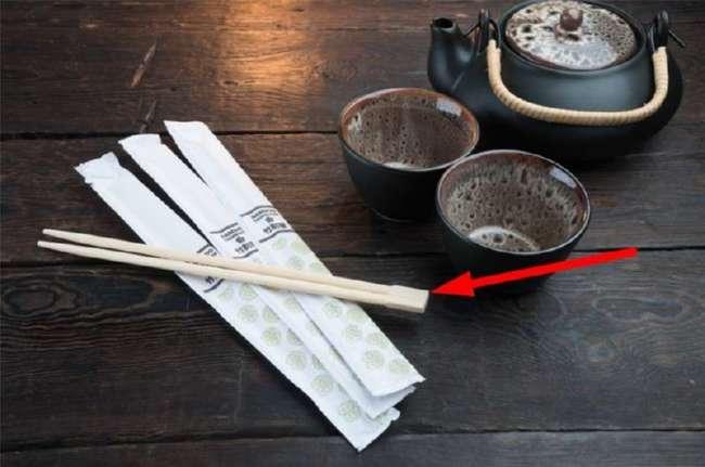 Загадка китайских палочек (2 фото)