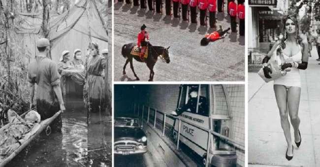 История в кадре: неизбитые фотосвидетельства прошлого (32 фото)