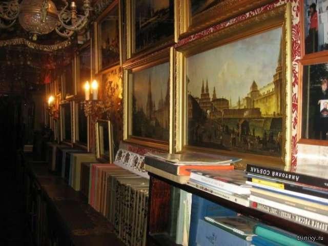 Яркое жилье в Санкт-Петербурге (6 фото)