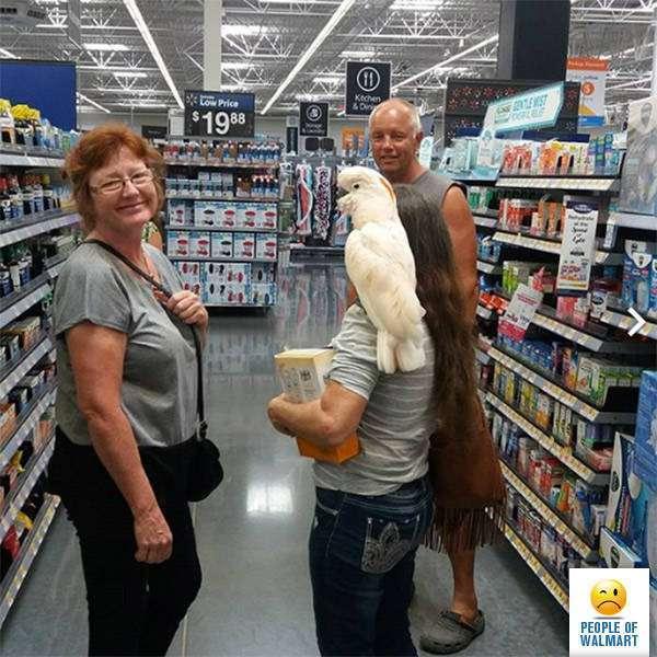 Смешные люди из супермаркетов (30 фото)