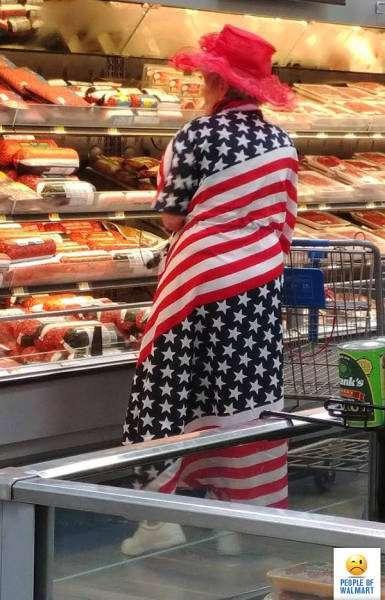 Смешные люди из супермаркетов. Часть 37 (30 фото)