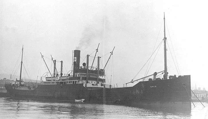 9000 жертв: Самые страшные морские катастрофы XX века (8 фото)