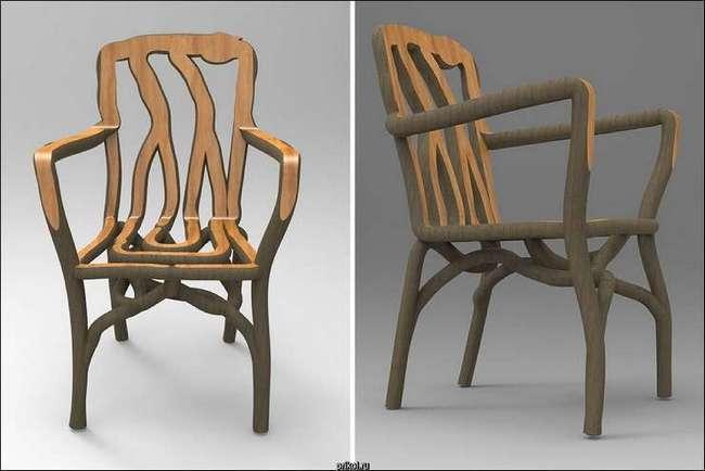 Как вырастить мебель