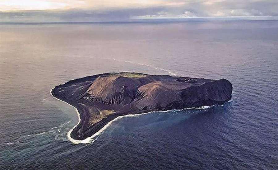 Сартси — остров, на который вы ни когда не попадете, даже если очень захотите