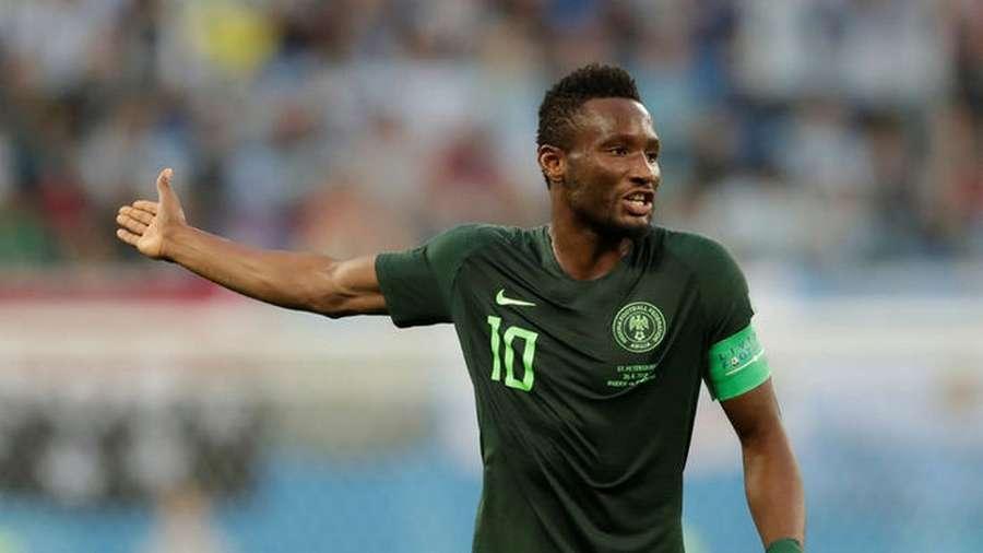 Капитан сборной по футболу Нигерии отыграл матч с Аргентиной несмотря на похищении его отца