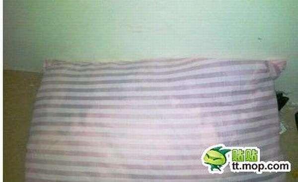 Китайская подушка (5 фото)