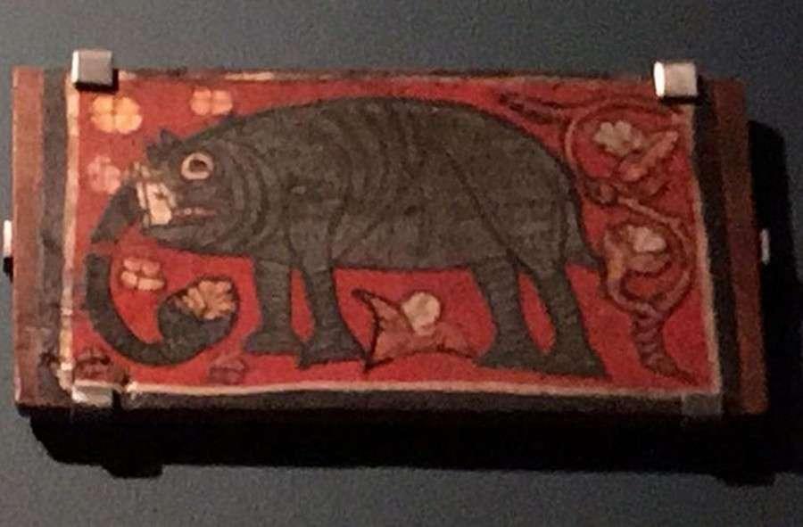 Я художник, я так вижу — слон на средневековых рисунках