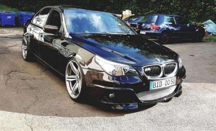 Когда у тебя есть BMW M5, но ты мечтаешь о более свежем кузове (10 фо