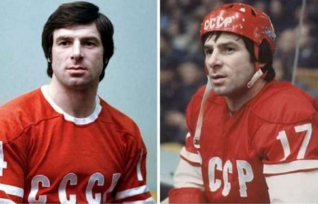 Валерий Харламов: легенда советского хоккея №17