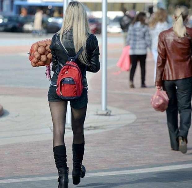 Белорусские модники и модницы (28 фото)