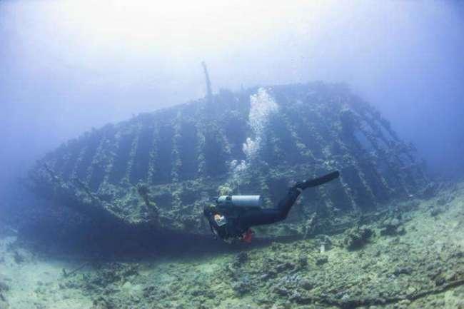 Затонувшие корабли: истории и фото (7 фото)