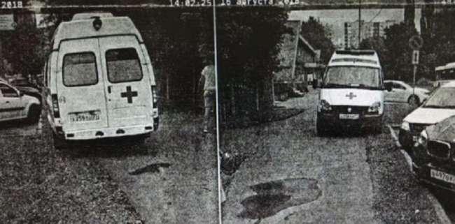 Водителя скорой помощи оштрафовали на 300 тысяч рублей