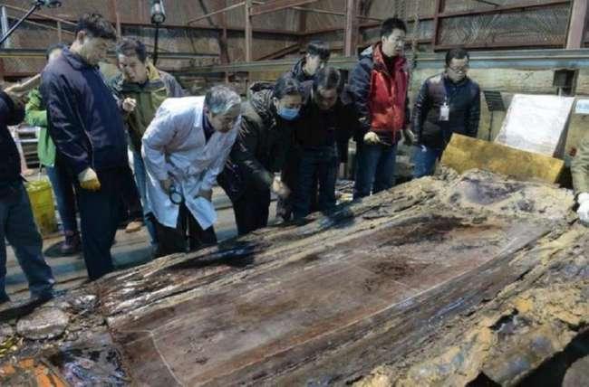Гробница императора Лю Хэ: удивительные находки