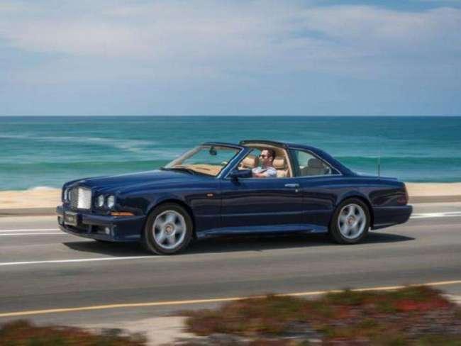 Bentley Continental SC 1999 — «Седанка купе» (11 фото)