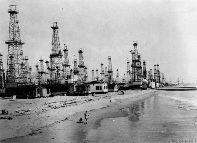 Нефтяная лихорадка в Калифорнии