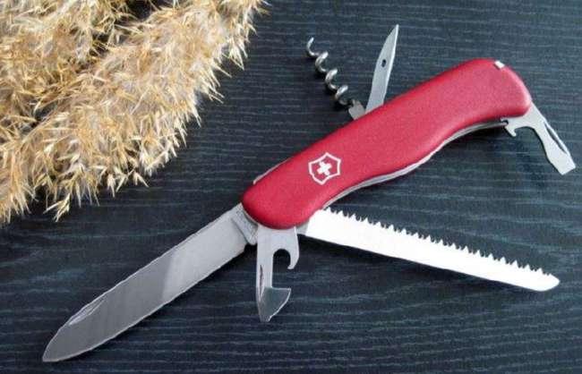 Занимательные факты о швейцарских ножах (9 фото)