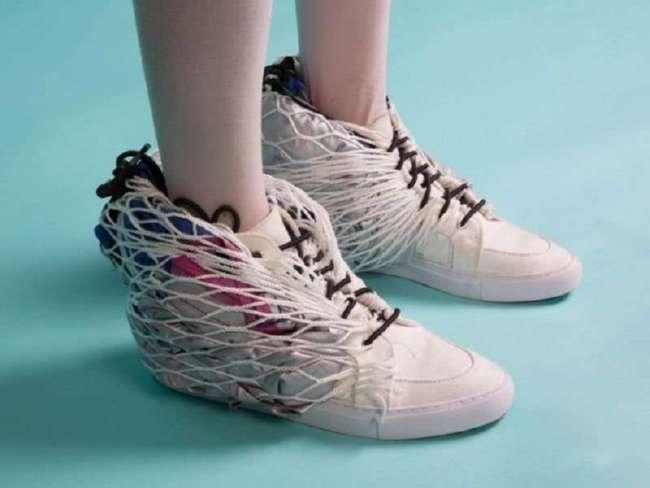 Инновации и уникальный дизайн в кросовкостроении