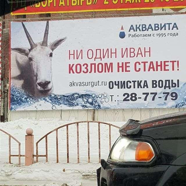 20 фото, доказывающих, что Россия — очень весёлая страна