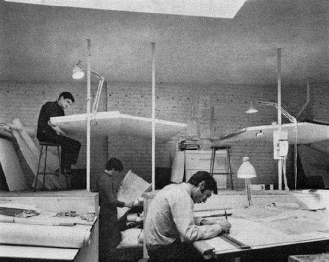 Инженеры ранее (19 фото)