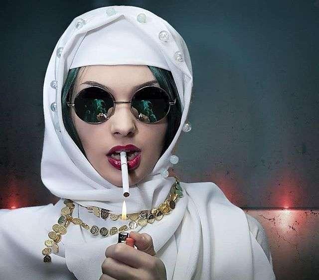 Красивая косплеерша из России и её невероятные перевоплощения. ФОТО