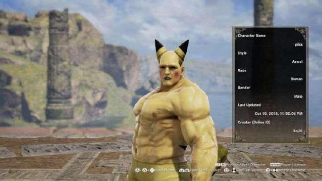 Редактор персонажей Soulcalibur VI оказался намного интереснее самой игры, и вот почему