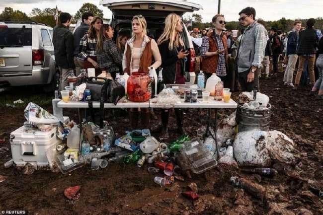 По-видимому самые пьяные скачки все-таки проводятся в США