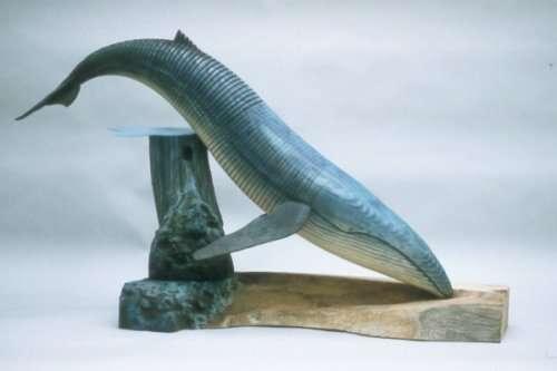 Деревянные скульптуры животных, у которых шевелятся хвосты и туловища (21 фото)