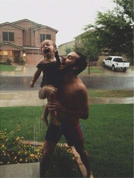 20 фотографий, показывающих, как выглядят любящие папы со своими любящими дочками