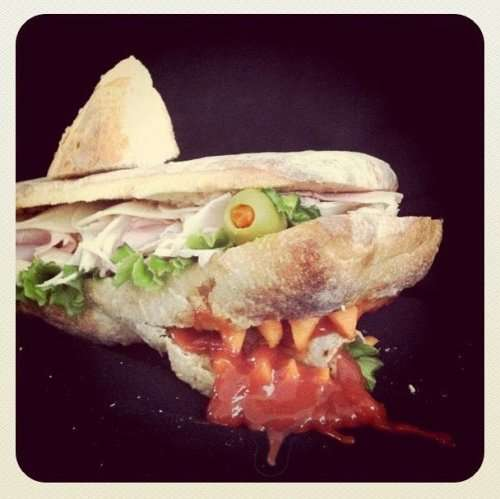 Сэндвич-монстры, с которыми захочет расправиться любой, даже самый привередливый ребёнок! (18 фото)