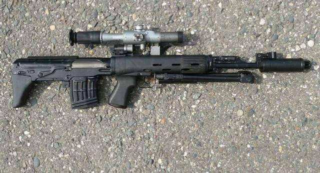 Современное оружие отрядов специального назначения (29 фото)
