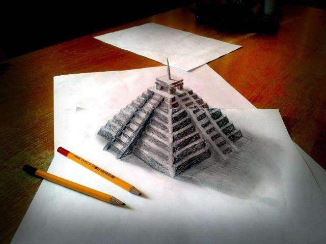 3D-рисунки Рамона Брюина (16 фото)