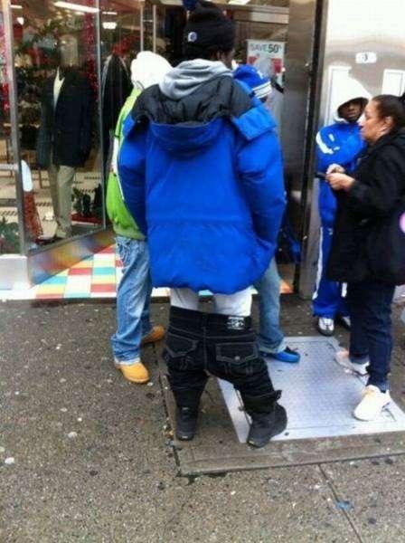 24 фотографии, глядя на которые вы удивитесь, почему до сих пор не сформирована полиция моды