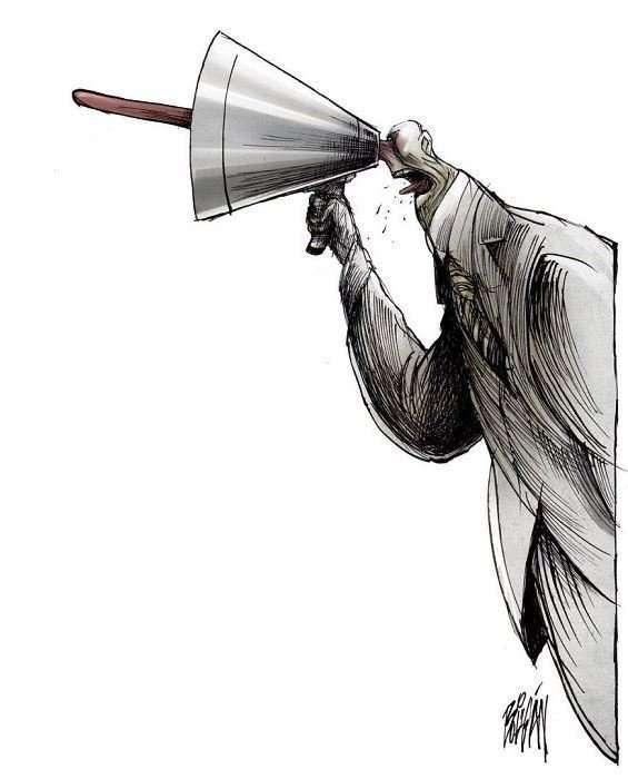 28 иллюстраций, в которых показано, что не так с современным обществом