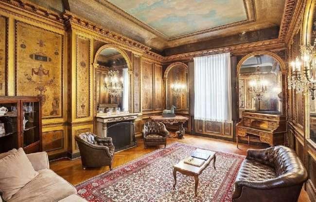 Бывшая Югославия продает один из шикарнейших особняков Нью-Йорка