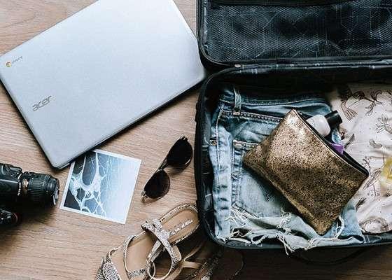 Как правильно собирать чемодан (3 фото)