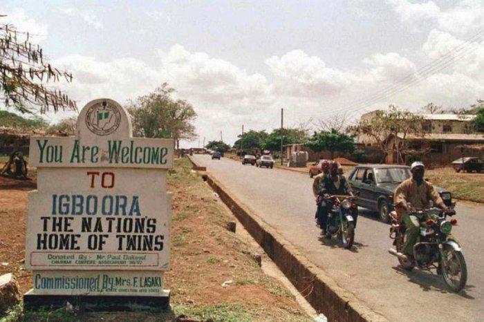Игбо-Ора – город близнецов и двойняшек (3 фото)