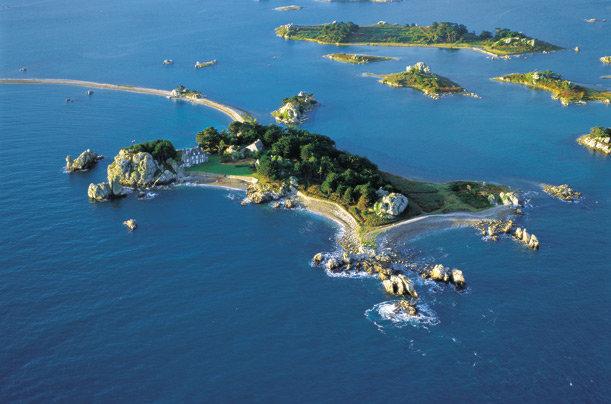 Частные острова (13 фото)