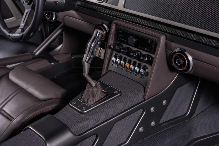 "Dodge Charger ""Evolution"": карбоновый демон от SpeedKore (25 фото)"