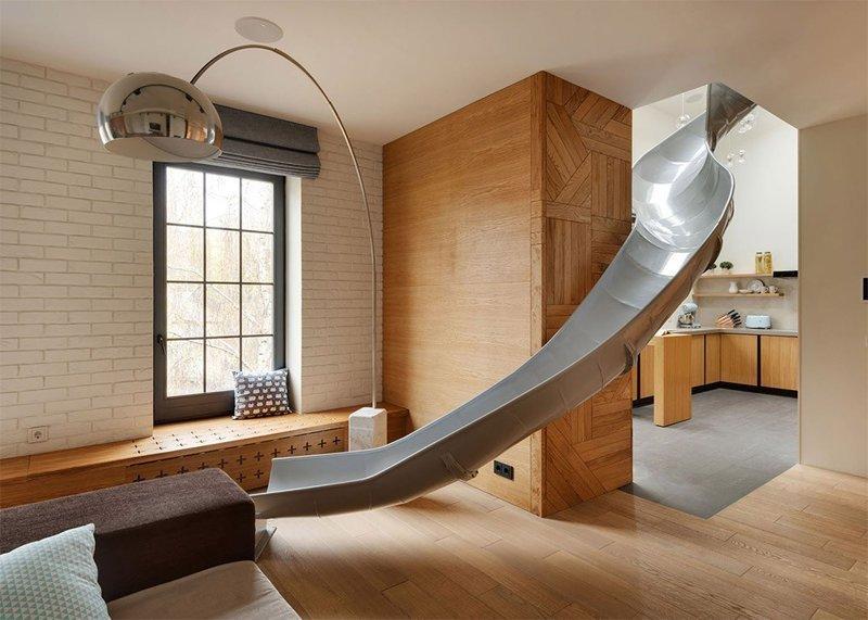 Дизайнерские решения, которые вполне заслуживают места в выставочном зале