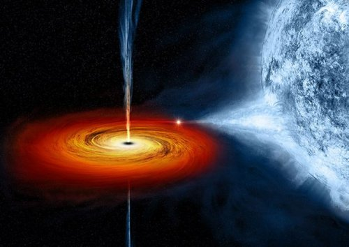 ТОП-25: Удивительные факты о черных дырах